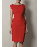 Diane von furstenberg red jori dress product 4 2873540 605148340 large flex thumbtall