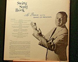 Les Brown And His Band Of Renown – Swing Song Book AA20-RC2113 Vintage image 3