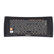 Used Original NSG-MR7E For Sony TV Keyboard & Touchpad Blutooth Remote C... - $35.79