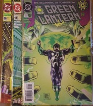 1990 DC Comics GREEN LANTERN Vol. 3 Lot of 3 co... - $20.00