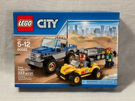 SEALED Lego 60082 City Dune Buggy Trailer Retired Discontinued - $49.49