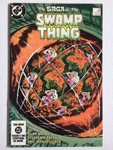 Saga Of The Swamp Thing # 29 Very Good Condition {DC Comic Book} by Alan... - $5.93
