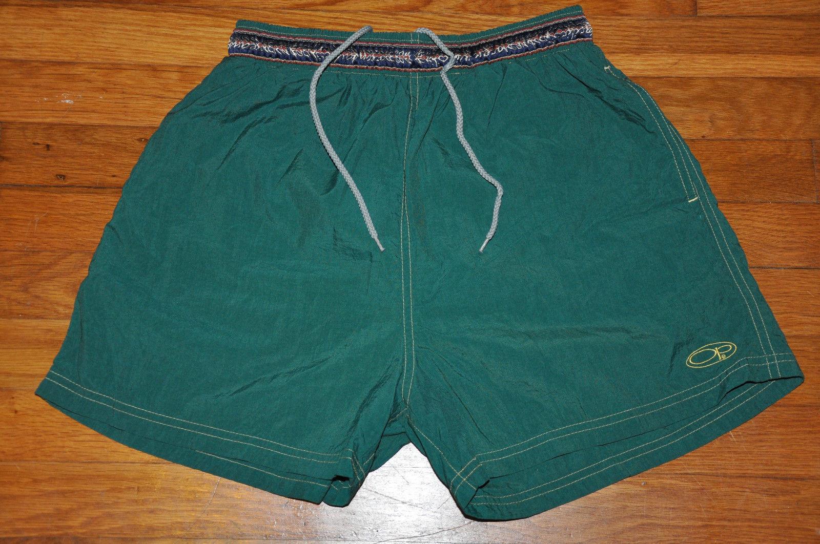 24e880b71c VTG Men's OP Ocean Pacific Swim suit shorts and 39 similar items. S l1600