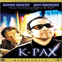 K-Pax Dvd - $10.25