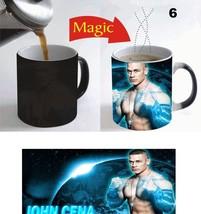 Wrestling Legend John Cena Magic Mug Color Change Milk Coffee Mug 11 Oz ... - $15.83