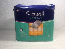 (2) Prevail XL 30 x 30 Disposable Underpads Bed Pads Dog Pads Super Abso... - $21.77