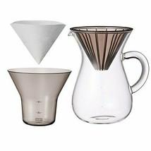 *KINTO (Kinto) coffee carafe set SCS-02-CC-PL 600ml 27644 - $46.73