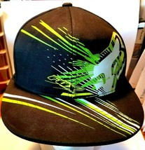 FOX Racing Splash Logo Hat Cap 210 Fitted 6 7/8 - 7 1/4 NWOT - $23.16