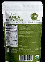 Organic Amla Fruit Powder,Amalaki Berry,Indian Gooseberry,Premium Quality,4,8 oz image 2