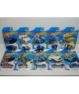 HOTWHEELS: 19 CAR SET: BATMAN, EXPERIMOTORS, GLOW RACERS + STAMPS -FREE ... - $55.00