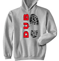 Dubstep Music   New Cotton Grey Hoodie   All Sizes In Stock - $40.70