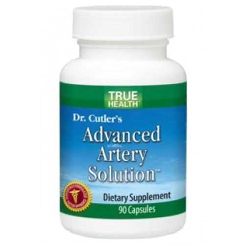 Advanced Artery Solution (90 Capsules) by True Health