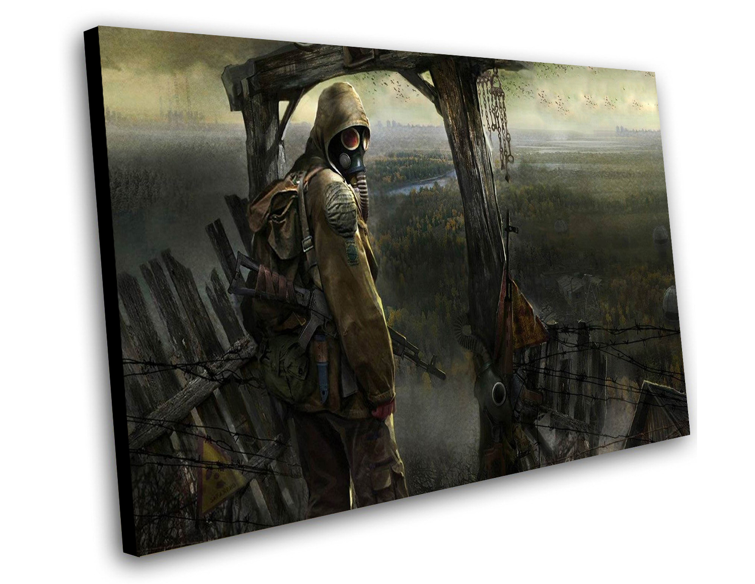Fallout 4 12x16 30cm 40cm game canvas print for Fallout 4 canvas painting