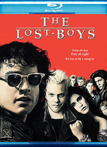 The Lost Boys (Blu-ray Disc,- INCLUDES SPECIAL FEATURES - BRAND NEW - $8.56