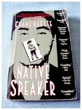 Used Book Native Speaker - $2.50