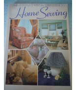 The Complete Step by Step Guide To Home Sewing Paperback  - $2.99