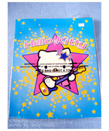 NEW Sealed Hello Kitty Folder - $1.00