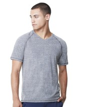 Alo Sport - Triblend Short Sleeve V-neck T-Shirt - M1105 - £7.68 GBP+