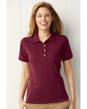 JERZEES - Ladies' Spotshield™ 50/50 Sport Shirt - 437WR - $10.02 CAD+