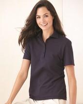 Hanes - Ladies' Cotton Pique Sport Shirt - 035X - $8.76+