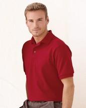 Hanes - Cotton Pique Sport Shirt - 055X - $10.44+