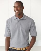 JERZEES - 100% Ringspun Pique Sport Shirt - 440M - $13.09 CAD+
