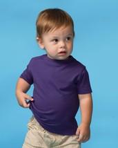 Rabbit Skins - Fine Jersey Infant T-Shirt - 3322 - $5.40