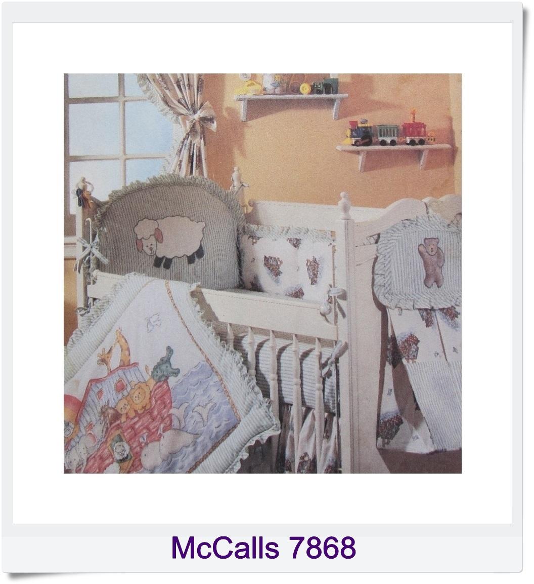 Baby Room Essentials Patterns