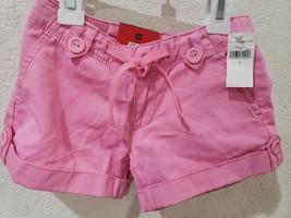 NEW Adorable Gap Kids Bubble Gum Pink Girls Shorts Size 5 - $13.99