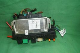 Mercedes W220 S430 S55 Rear Right Under Seat Fuse Relay Box SAM A-032-545-83 32 image 7