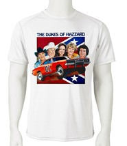 Dukes Hazzard Dri Fit graphic T-shirt moisture wicking retro 80s tv show Sun Shi image 2