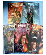 Unopened Witchblade Comic Issues 20, 21, 46-48 - $13.00