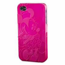disney parks d-tech pink minnie mouse iphone 5 & 5/s new with box - $11.11