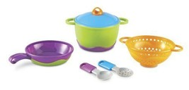 Colorful 6-Piece Child/Toddler Cooking Playset ... - $36.61