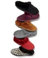 Charter Clum Memory Foam Women's Slippers Red Size S 5-6 - $9.89