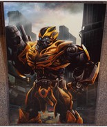 Transformers Bumblebee Glossy Print 11 x 17 In Hard Plastic Sleeve - $24.99