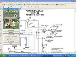 Bolens Qt-qs Tractor Engine Kohler Service Manual Kt17 Kt18 Kt19 Library - $24.99
