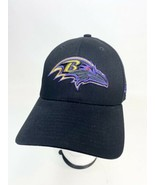Baltimore Raven New Era 39Thirty S/M Fitted Hat Black Alt Color Scheme  - $9.79
