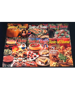 Lot of 6 Taste of Home magazines holiday editions Christmas Thanksgiving... - $5.00