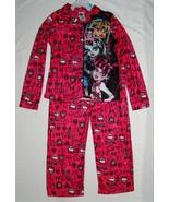 Monster High Pajama Set - Size 10 / 12 - $16.95