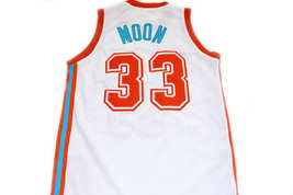 Jackie Moon #33 Flint Tropics Semi Pro Movie Basketball Jersey White Any Size image 5