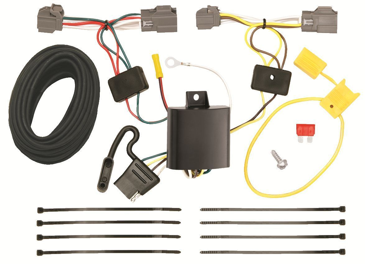 2007 2015 volvo s80 trailer hitch wiring kit and 45 similar items  57