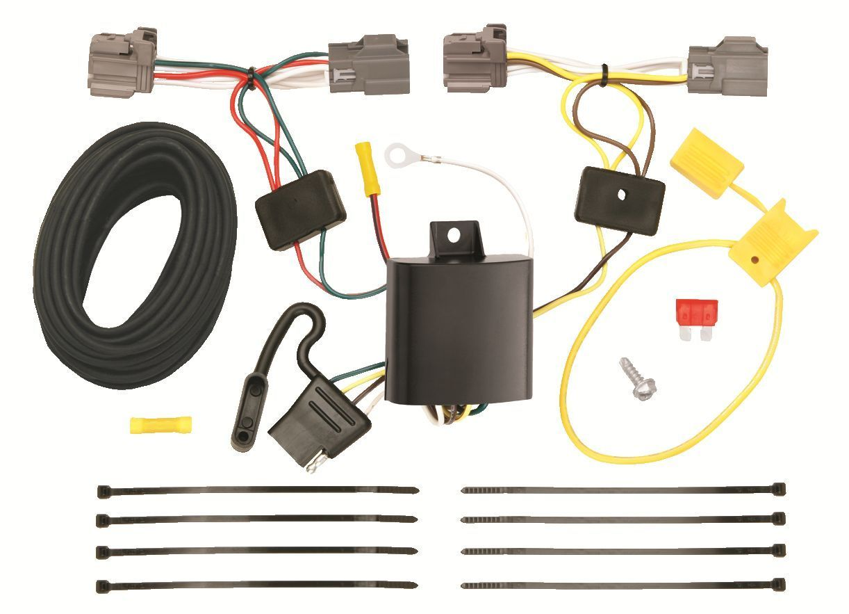 Trailer Wiring Harness For 08-10 Volvo V70 and 34 similar items on