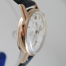 VERY RARE OMEGA 2451 WATCH 18k SOLID ROSE GOLD 321 MOVEMENT CHRONOGRAPH SWISS image 2