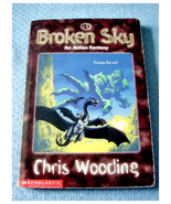Used Book Young Adult Broken Sky - $2.00