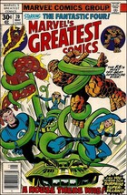 Marvel MARVEL'S GREATEST COMICS #70 FN - $2.29