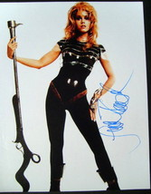 "JANE FONDA ""BARBARELLA"" 11X14 AUTOGRAPHED PHOTO - $158.40"