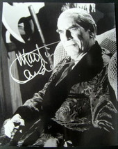 MARTIN LANDAU AS BELA LUGOSI (ED WOOD) AUTOGRAPHED PHOTO - $123.75