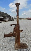 Simplex Ratchet Jack 101 Templeton Kenly Railroad Locomotive Equipment V... - $249.00