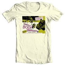 Invasion of Body Snatchers T-shirt vintage horror Sci-Fi cotton graphic tee  - $19.99+